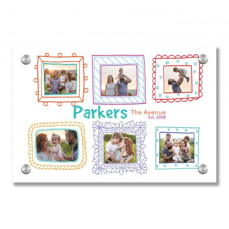 Family Rectangle Photoboard 19 copy