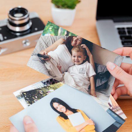 6×4 photo print