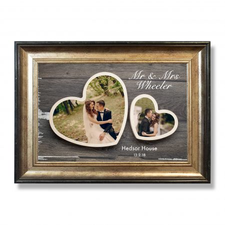 Wooden heart. Frame. decoration. Interior. For your design.