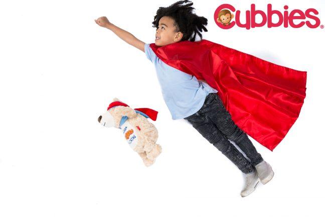 Hero Bear Red