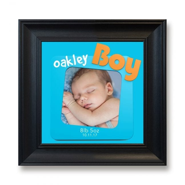 Baby Square Photoboard 01