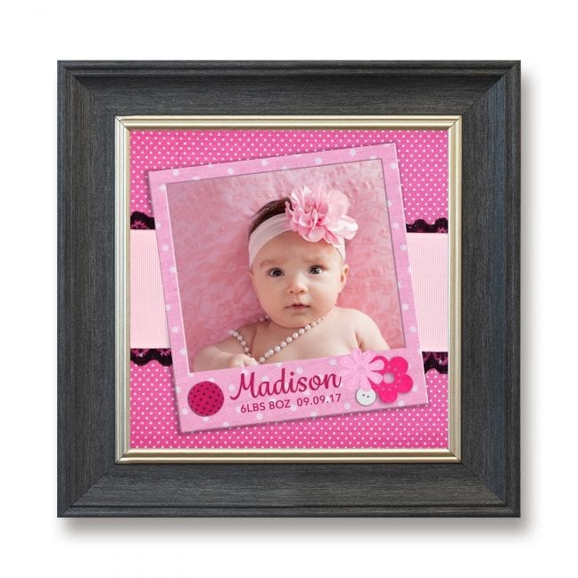 Baby Square Photoboard 03