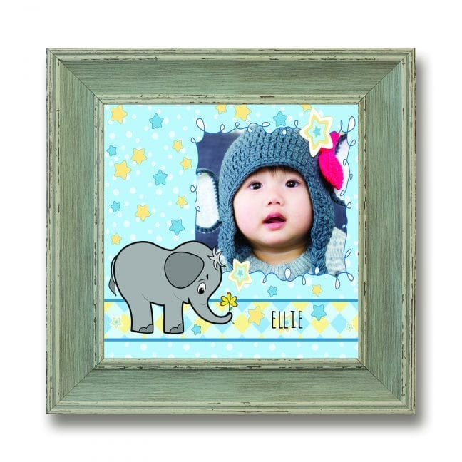 Baby Square Photoboard 13