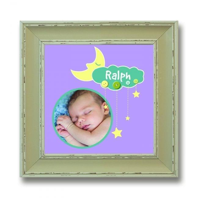 Baby Square Photoboard 18