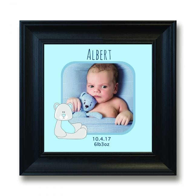 Baby Square Photoboard 19