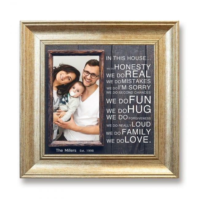 Family Square Photoboard 07