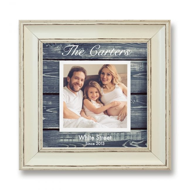 Family Square Photoboard 11