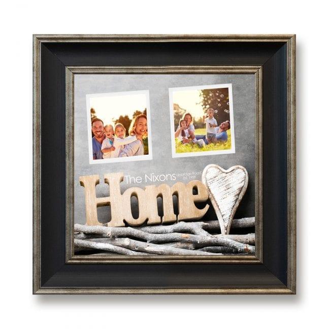 Family Square Photoboard 19