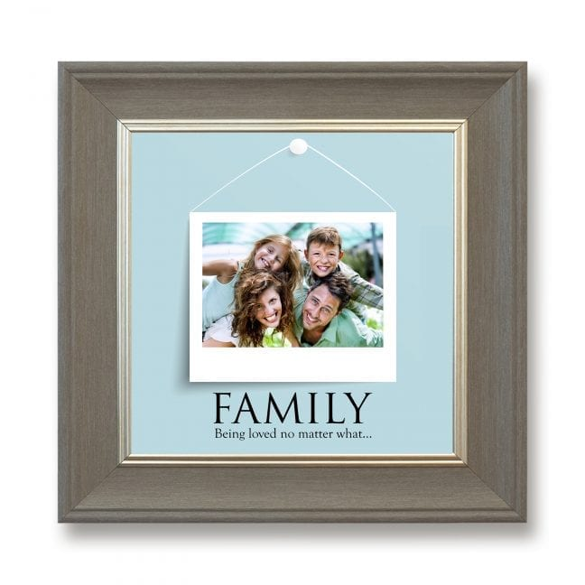 Family Square Photoboard 22