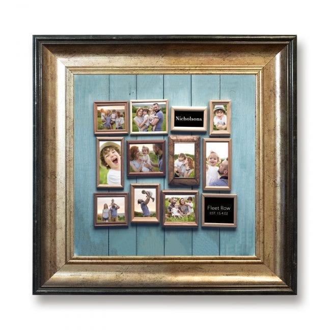 Family Square Photoboard 23