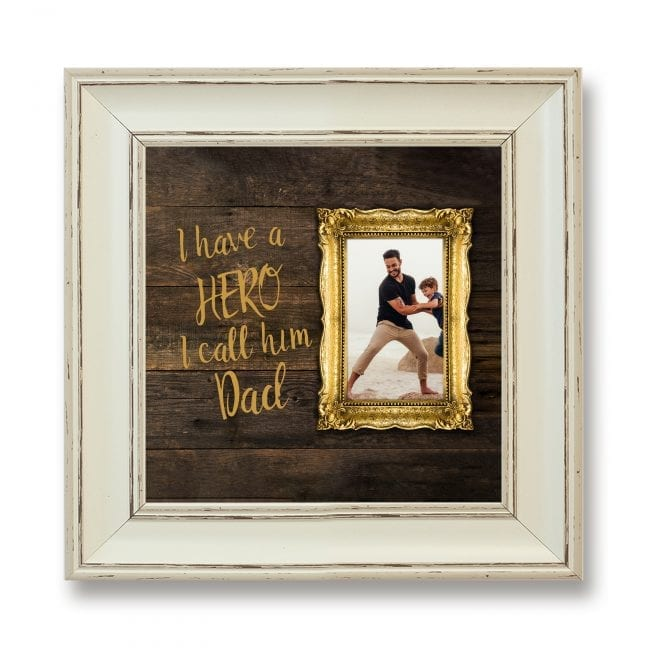 Father Square Photoboard 10