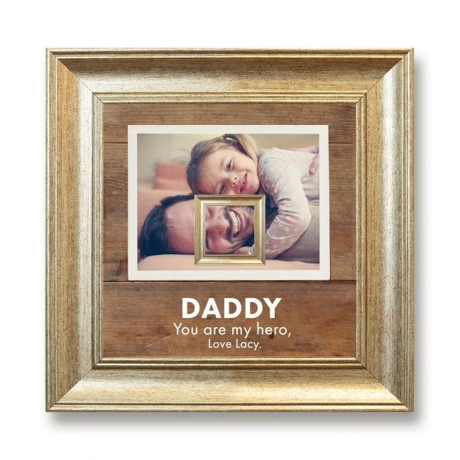 Father Square Photoboard 19