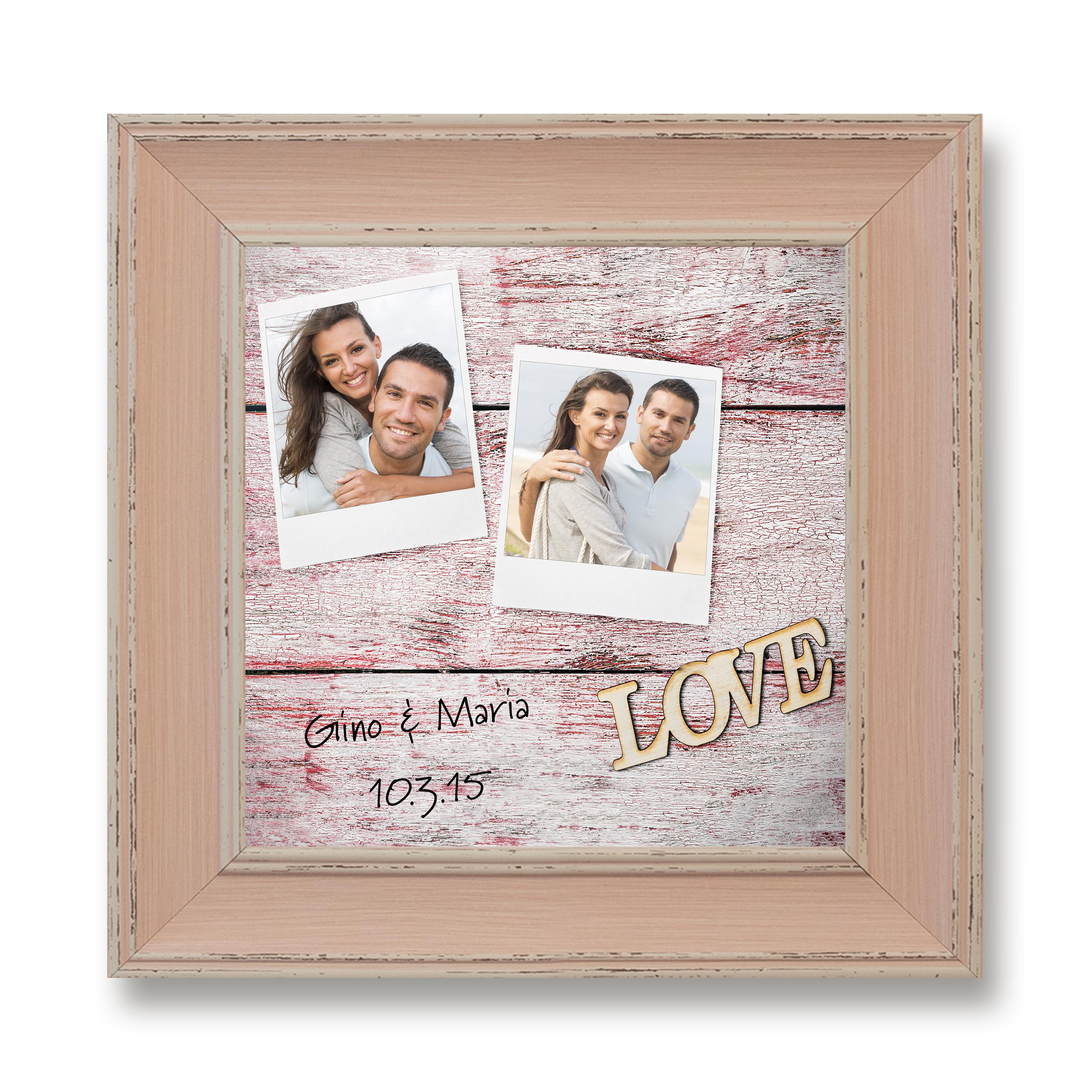Love Square Photoboard 21