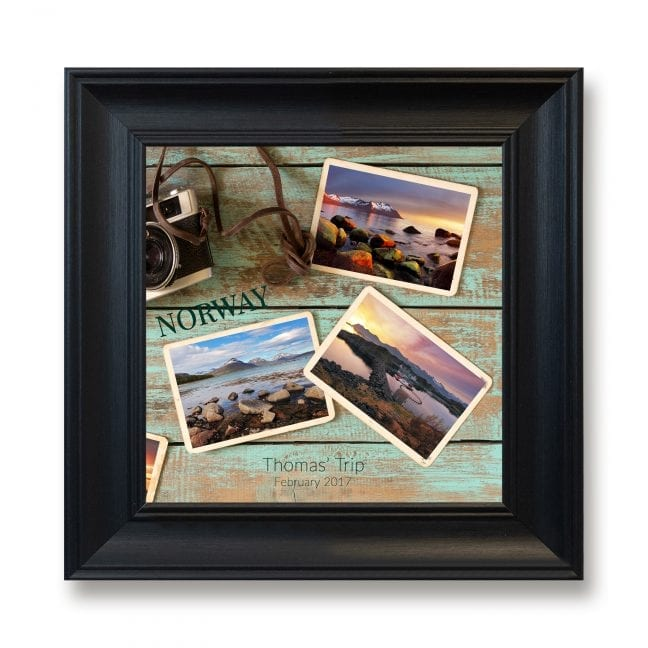 Travel Square Photoboard 10