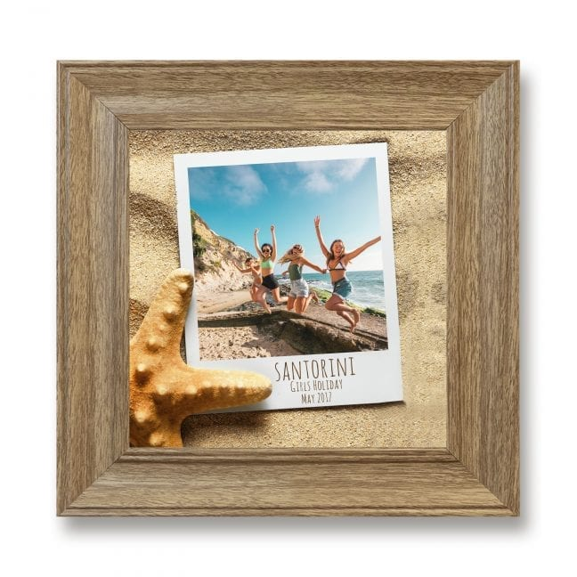 Vacation Square Photoboard 02