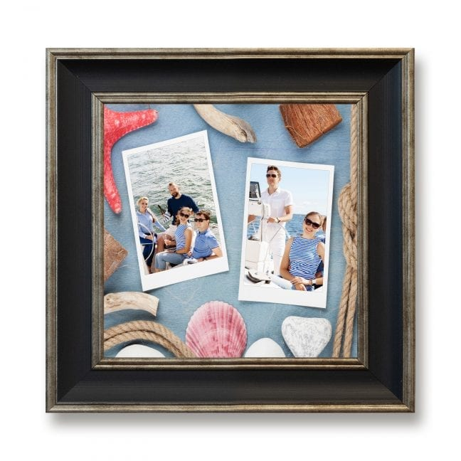 Vacation Square Photoboard 06