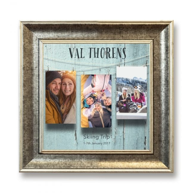 Vacation Square Photoboard 10