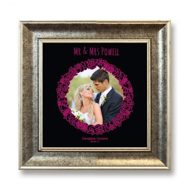 Wedding Square Photoboard 23