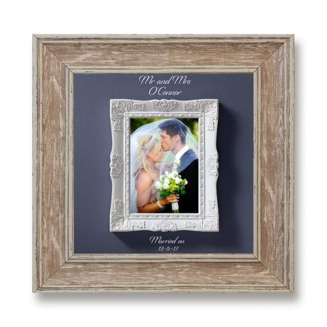 Wedding Square Photoboard 26