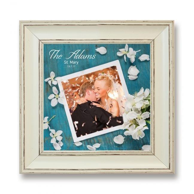 Wedding Square Photoboard 29