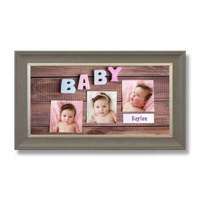 Baby Wide Photoboard 01