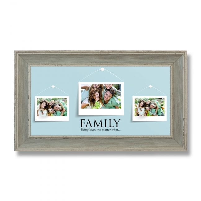 Family Wide Photoboard 10