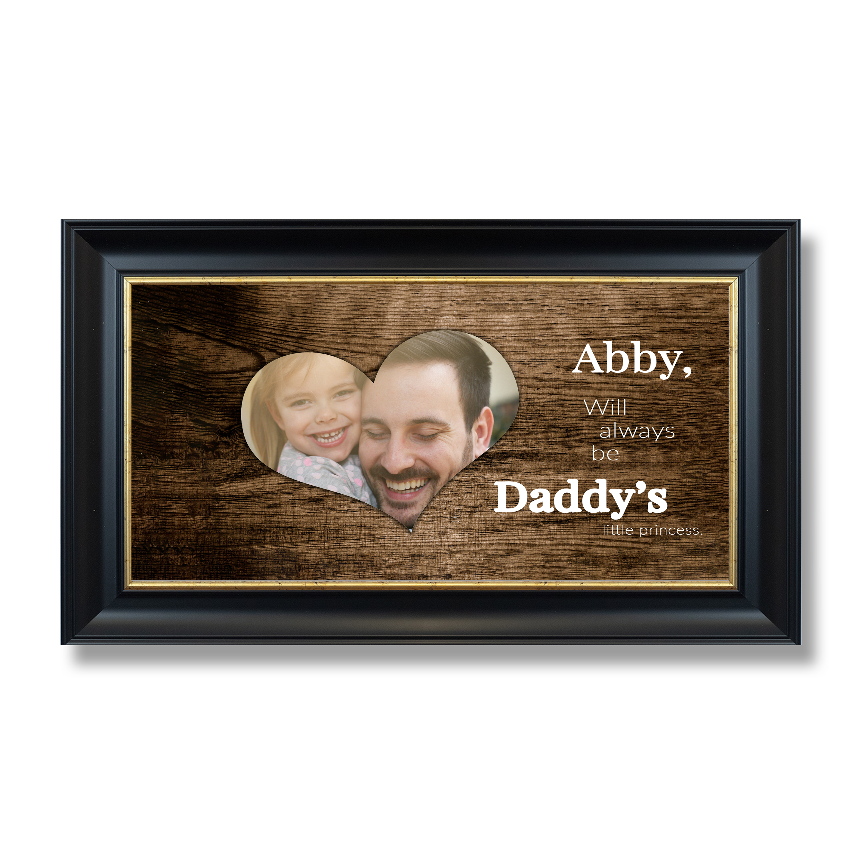 Father Wide Photoboard 12