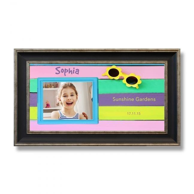 Kids Wide Photoboard 04