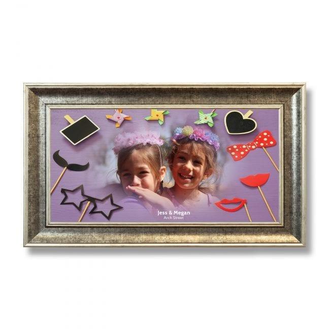 Kids Wide Photoboard 05