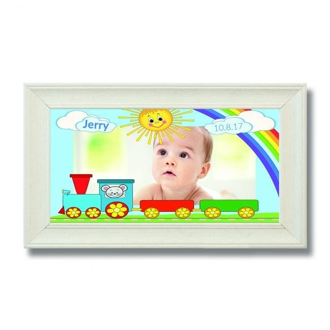 Kids Wide Photoboard 12