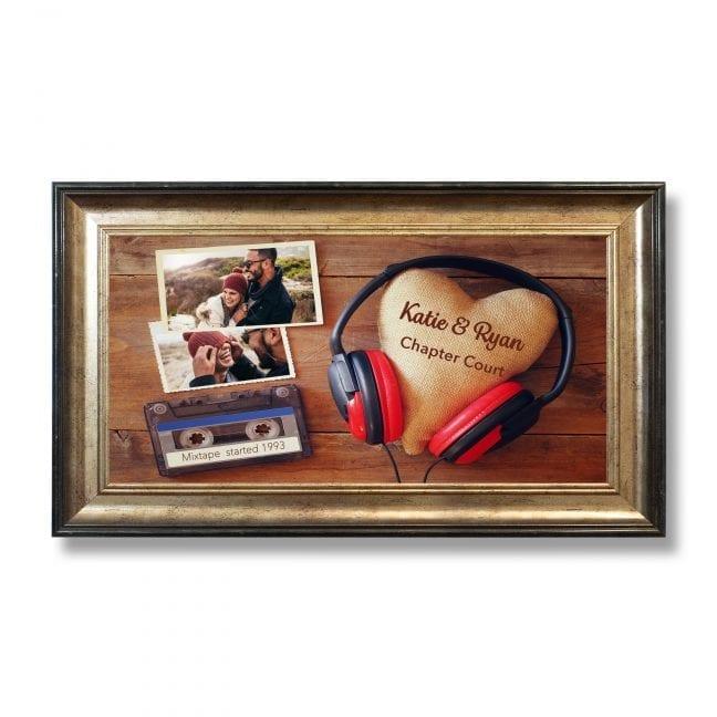 Love Wide Photoboard 10