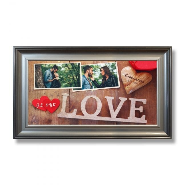 Love Wide Photoboard 11
