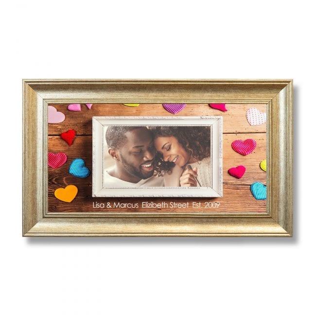 Love Wide Photoboard 14