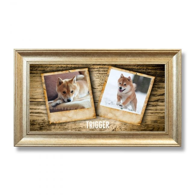 Pets Wide Photoboard 01