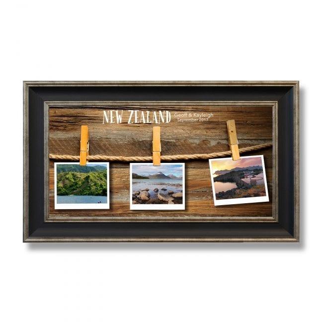 Travel Wide Photoboard 12