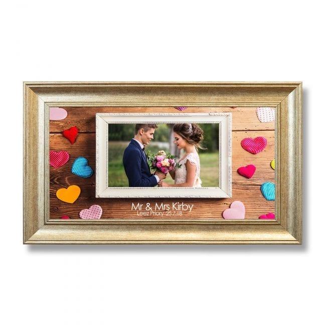 Wedding Wide Photoboard 03