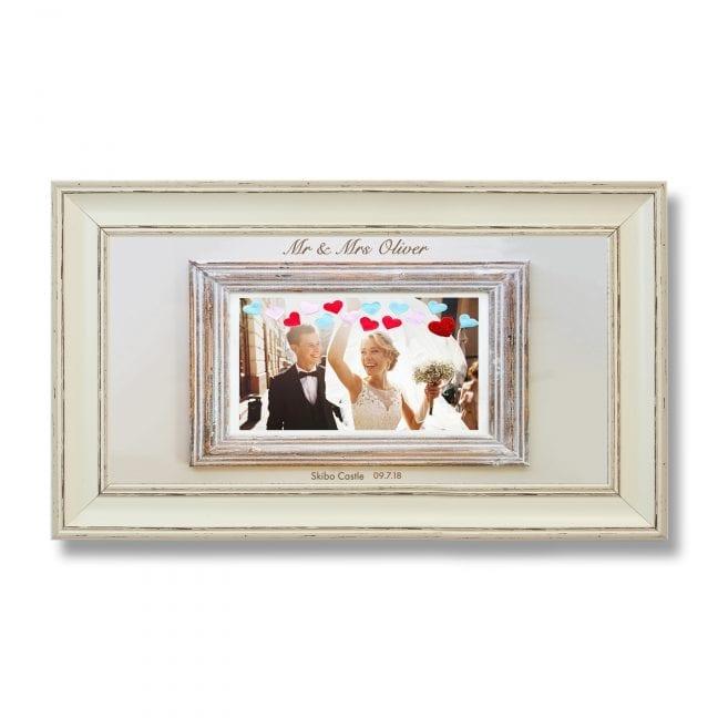 Wedding Wide Photoboard 06