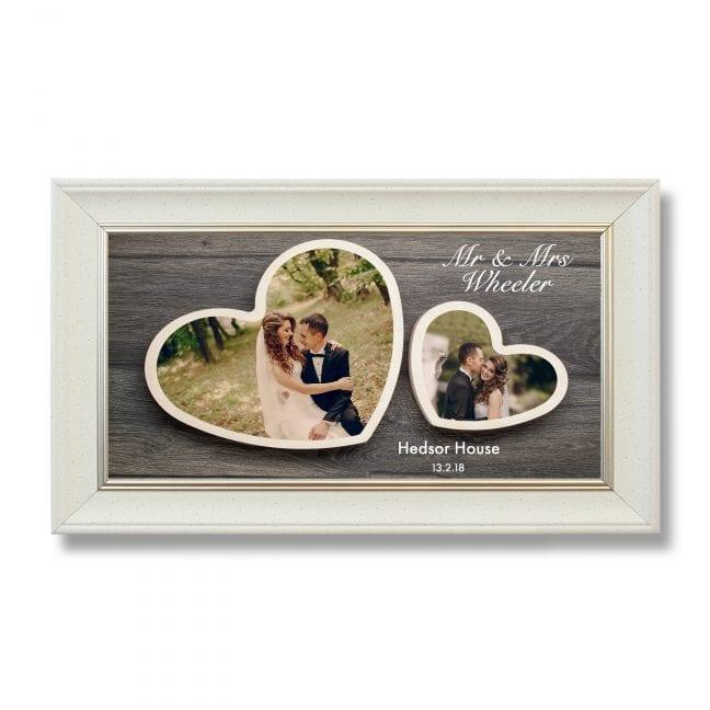 Wedding Wide Photoboard 12