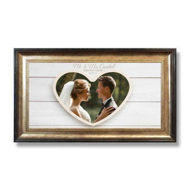 Wedding Wide Photoboard 13