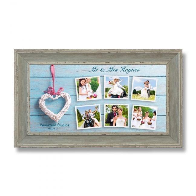 Wedding Wide Photoboard 14