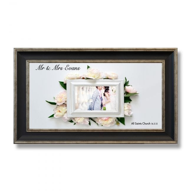 Wedding Wide Photoboard 18