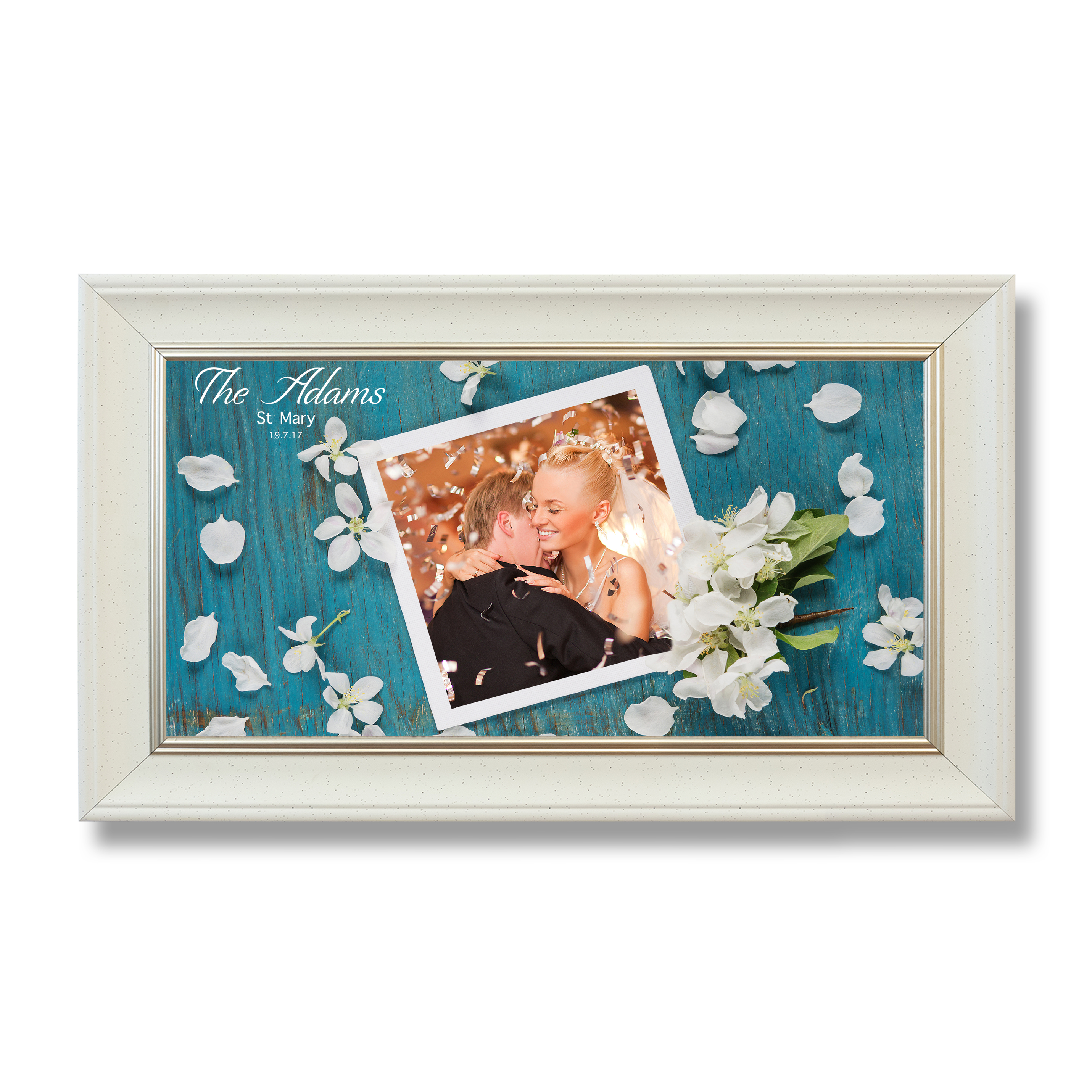 Wedding Wide Photoboard 19